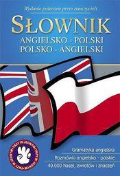 Słownik kieszonkowy angielsko-polski, polsko-angielski (oprawa broszurowa)