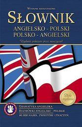 Słownik kieszonkowy angielsko-polski, polsko-angielski (oprawa twarda)