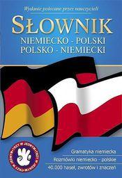 Słownik kieszonkowy niemiecko-polski, polsko-niemiecki (oprawa broszurowa)