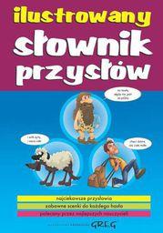 Ilustrowany słownik przysłów (oprawa broszurowa)