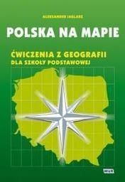 Polska na mapie - ćwiczenia z geografii SP