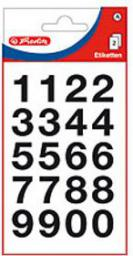 Herlitz Etykiety Cyfry duże (213999)