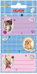 Herlitz Naklejki szkolne Pretty Pets (200279)