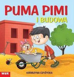 Puma Pimi i budowa cz.4 sylaby ze spółłoskami T,D