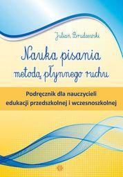 Nauka pisania metodą płynnego ruchu - podręcznik