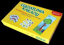 Gadatliwa Kakadu - zestaw gier