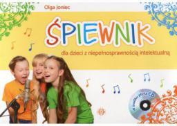 Śpiewnik dla dzieci z niepełnosprawnością...+ CD