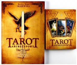Tarot archetypowy książka + karty