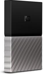Dysk zewnętrzny Western Digital My Passport Ultra 4TB Szary (WDBFKT0040BGY-WESN)