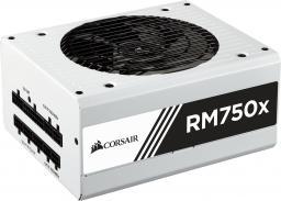 Zasilacz Corsair RM750X 750W Biały (CP-9020155-EU)