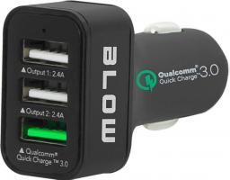 Ładowarka Blow USBx3 Qualcomm 3.0 (75-748#)
