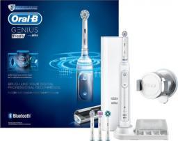 Szczoteczka elektryczna Oral-B Genius 9100S White