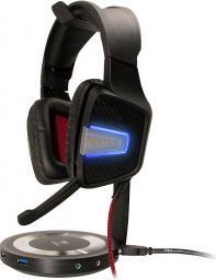 Patriot Stojak na słuchawki + HUB USB 3.0 (PVUSB33HSS)
