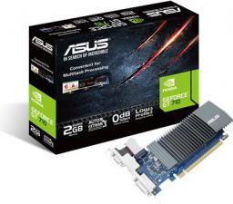 Karta graficzna Asus GeForce GT 710 2GB GDDR5 (GT710-SL-2GD5)