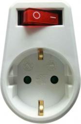 Energenie Gniazdo Shuko (EG-AC1S-01-W)