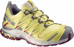 Salomon Buty biegowe trail XA PRO 3D GTX W żółto szare r. 38 (L37919600)