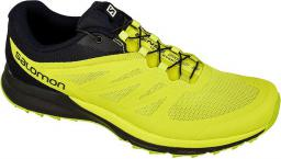 Salomon Buty męskie Sense Pro 2 Navy Blaze/Lime Punch/Lime Green r. 44 2/3 (39254)