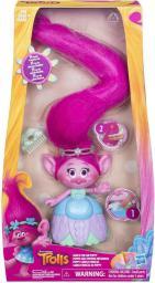 Hasbro Trolls Poppy Wyjątkowa fryzura (C1305)
