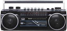 Radioodtwarzacz Trevi TREVIRR501BLACK