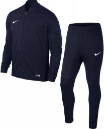 Nike Dres piłkarski Academy 16 Knit 2 Junior r. L granatowy (808760-451)