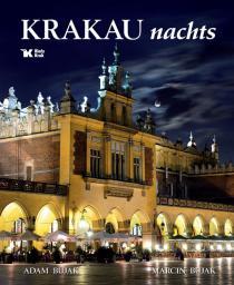 Kraków nocą wersja niemiecka (Krakau nachts) (47639)