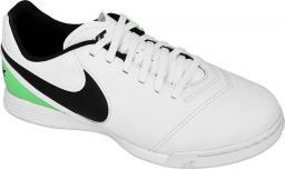Nike Buty halowe TiempoX Legend VI IC Jr r. 38,5 białe (819190-103)