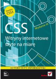 CSS. Witryny internetowe szyte na miarę