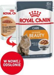 Royal Canin INTENSE BEAUTY sos 85g saszetka