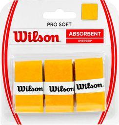 Wilson OwijkiPro Soft Overgrip 3szt