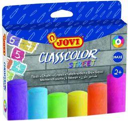 Jovi Kreda chodnikowa kolorowa 6 kolorów (233773)