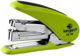 Zszywacz Kangaro Less Effort 10 zielony pastel (197517)