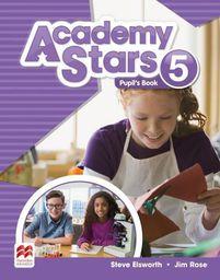 Academy Stars 5 PB + kod online MACMILLAN