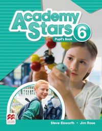 Academy Stars 6 PB + kod online MACMILLAN