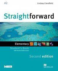 Straightforward 2nd ed. A2 Elementary SB + eBook