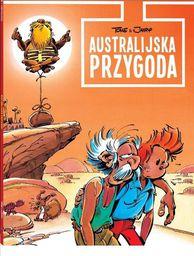 Sprycjan i Fantazjusz. Australijska przygoda