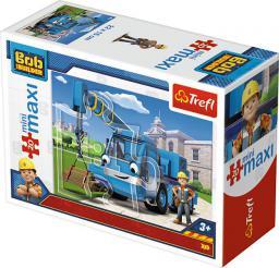 Trefl Puzzle 20 miniMaxi - Bob i maszyny 1 (248598)