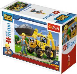 Trefl Puzzle 20 miniMaxi - Bob i maszyny 3 (248600)