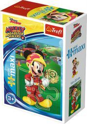 Trefl Puzzle 20 miniMaxi - Wyścigi terenowe 4 (249311)