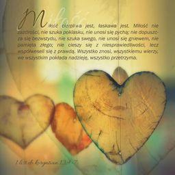 Szaron Podstawka korkowa - Hymn o miłości - 225886