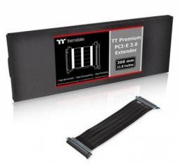 Thermaltake Przedłużacz Riser TT Premium PCI-E 3.0 X16 - 300 mm (AC-045-CN1OTN-C1)