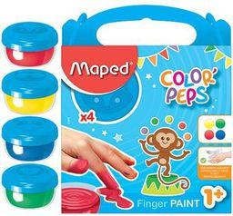 Maped Farby Colorpeps Do Malowania Palcami (235070)