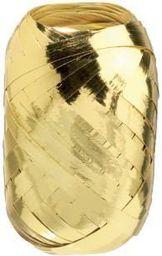 Herlitz Wstążka kłębuszek 20m metallic złota (214717)