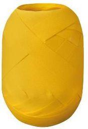 Herlitz Wstążka kłębuszek 20m/10mm matowa żółta (214722)