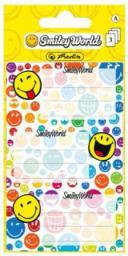 Herlitz Naklejki A szkolne Smiley Rainbow (200315)