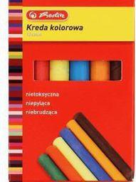 Herlitz Kreda kolorowa 12 sztuk (228765)