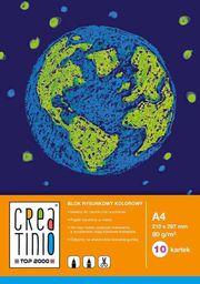Blok biurowy TOP-2000 Blok rysunkowy kolor A4 10K CREATINIO (400079847)