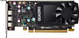 Karta graficzna HP Quadro P400 2GB GDDR5 (1ME43AA)