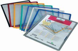Durable RAMKI PREZEN.DURABLE CZER.5606-03 PANEL INFORMACYJNY CZERWONY - 5606-03