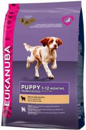 EUKANUBA Puppy Lamb And Rice All Breeds 2.5kg