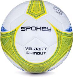 Spokey Piłka nożna VELOCITY SHINOUT biała r. 5 (920049)